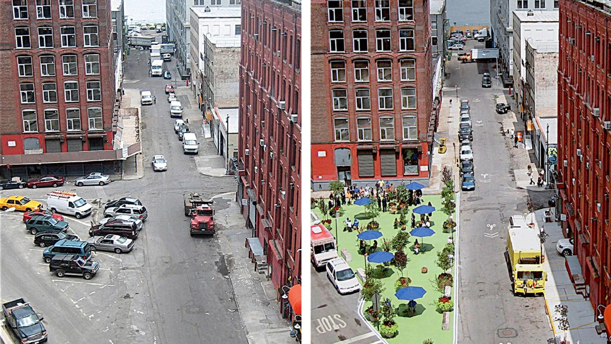 DUMBO Bike Party Will Take Over Archway and Pearl Street Triangle