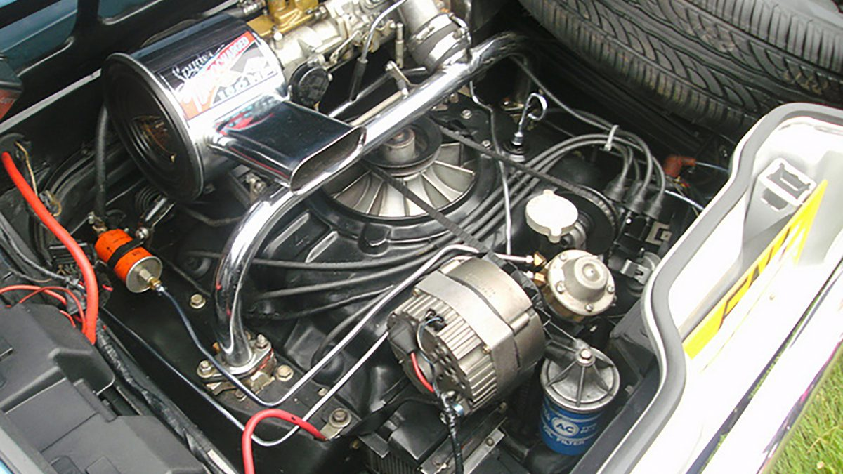 A Pioneer in Turbocharging